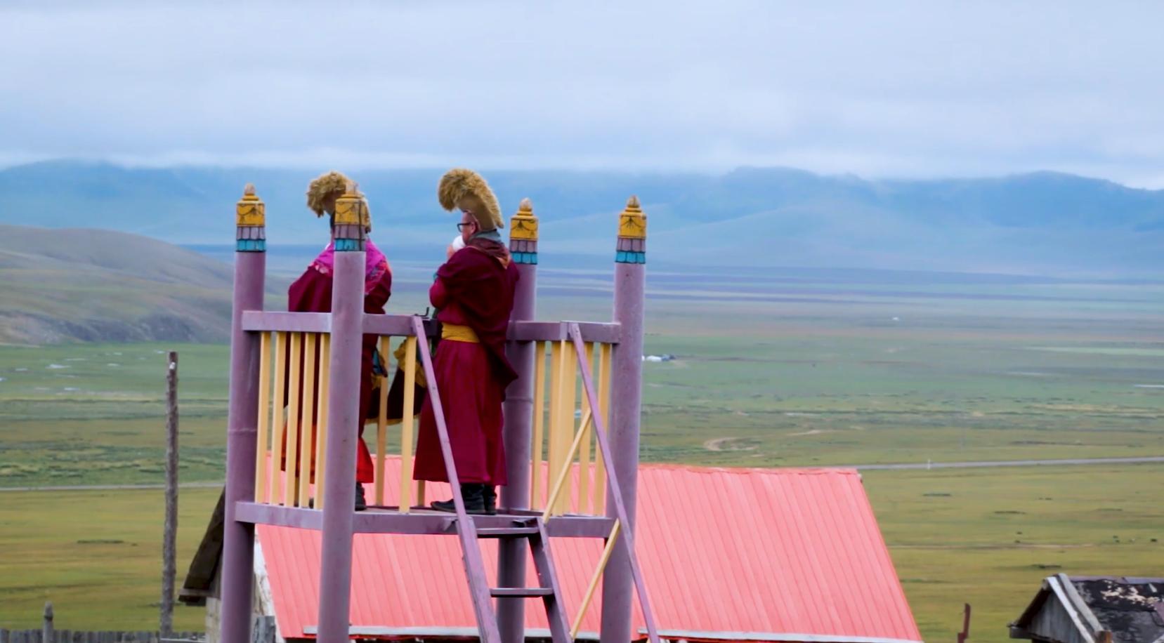 Cartoline dalla Mongolia